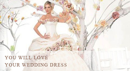 Dolce Bridal - wedding dresses and wedding gowns