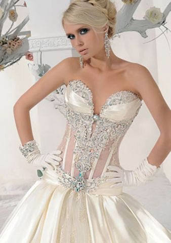 Wedding Dress #01002