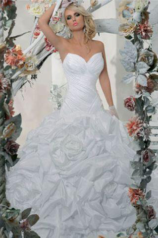Wedding Dress #01019