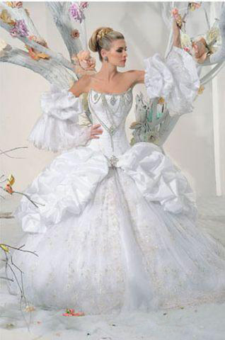 Wedding Dress #01021